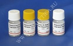 Коагулология. Реагенты и контрольные материалы для коагулометров Humaclot